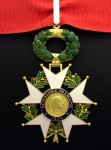 French Legion of Honour- 3rd Republic Commandeur neck cross.