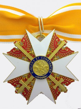 Prussian Grand Cross Order of the Red Eagle with Swords.