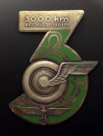 Autobahn Construction Honour Award Plaque 3000 KM. ORIGINAL QUALITY.