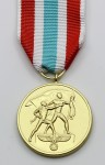 Memel Medal economy version.