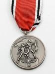 Austrian Anschluss Medal economy version.