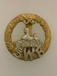 British Cap Badges WWI - Infantry