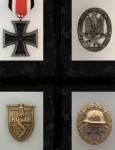 AWARDS - Decorations - Combat badges - Medals - Ribbons