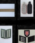 COLLAR PATCHES AND SHOULDER BOARDS - Litzen - Braid - Buttons - Cyphers