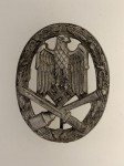 Combat Badges Army Heer SS