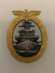 Combat Badges Kriegsmarine