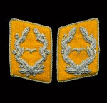 Collar Patches and Shoulder Boards Luftwaffe