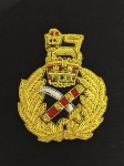 British Generals WWII wire cap or beret badge