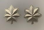 United States  Lieutenant Colonels rank insignia
