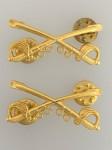 U.S. Army Cavalry Officers collar insignia