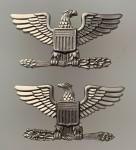 United States  Colonels rank insignia