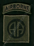 US Cloth Sleeve Patches Vietnam