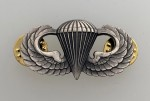 U.S. Paratroopers  qualification wings