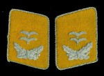 Collar Patches and Shoulder Boards- Officers