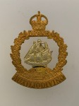 Drake Battalion Royal Naval Division metal cap badge
