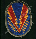 U.S. WW2  European Theatre of Operations cloth patch
