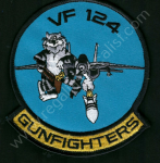 VF-124 'The Gunfighters'