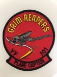 VF-101 'The Grim Reapers'. Pilot's patch