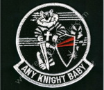 VF-154 'The Black Knights' . 'Any Knight Baby' variation