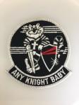 VF-154 'The Black Knights' . 'Any Knight Baby' variation