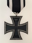 1914 Iron Cross 2nd Class- Antique finish