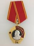 Soviet Union  Order of Lenin .