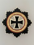 West German War Order of the German Cross in Gold (1957 pattern)