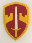 U.S. Military Assistance Command Vietnam patch. Colour issue