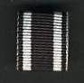 1914 IRON CROSS 2nd CLASS RIBBON 15mm