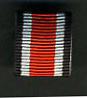 1939 IRON CROSS 2nd CLASS RIBBON 15mm