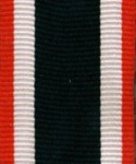 Knights Cross of the War Merit Cross ribbon 45mm wide