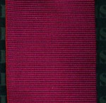 Victoria Cross medal ribbon