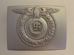 Buckles and Belts- Enlisted Mans
