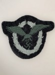 Luftwaffe Pilot's Badge in cloth