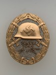 Wound Badge of the 20th July 1944 in Gold
