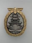 Kriegsmarine High Seas Fleet Badge