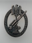 Army Flak Artillery Badge. EARLY WAR QUALITY