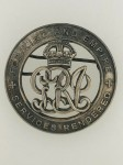British WW1 Services Rendered  or Silver War Badge.