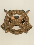 WW1 'OLD CONTEMPTIBLES BRONZE LAPEL PIN