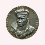 WWI Imperial German RED BARON Richthofen medallion by Goetz. ORIGINAL QUALITY.