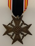 Spanish Cross for Next of Kin  of the Fallen. ORIGINAL QUALITY.