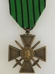 French Vichy Croix de Guerre.