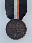 Italian Fascist Commemorative Medal of the 29th Waffen S.S.  Grenadier Division 'Italien'.
