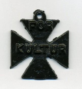 British WW1 Kulter iron Cross medal.