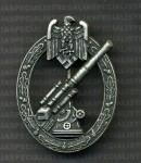 Army Flak Artillery Badge RE-ENACTOR REPRODUCTION.