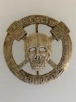 Imperial German WWI Stormtrooper Badge - circular type.