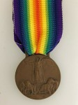 Italian WWI Victory medal.