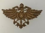 WW1 Imperial German Colonial 'Tarbusch' badge.