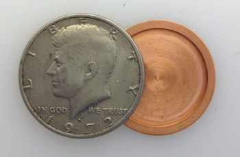 United States  Kennedy ½ Dollar  SPY COIN.