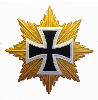 Imperial German Star to the 1914 Grand Cross of the Iron Cross.